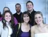 Jasper's Staff at Liz's Wedding